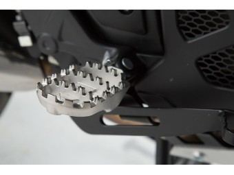 Fußrasten-Kit ION von SW-Motech für Honda
