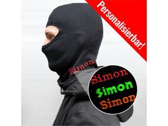Personalisierbare Sturmhaube für Motorrad/Kart/Fahrrad/Winter-Skisport/Snowboarden/Outdoor