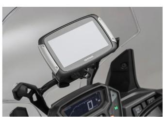 Motorrad Navi-Halter an Rohr Ø 10/12 mm