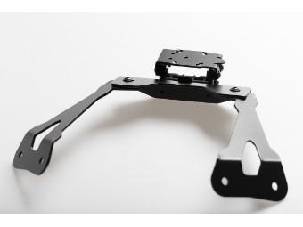 Motorradcockpit Navihalter aus Stahl für vorhandene Anbaupunkte
