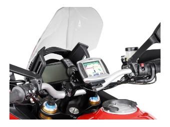 Ducati Multistrada Navi Halter für den Lenker