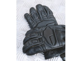Lässige Motorrad Kurzhandschuhe mit Touch-Finger