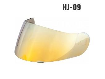 HJ-09 gold verspiegelt
