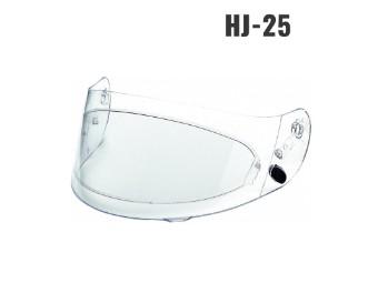 HJ-25 ST klares Visier mit Pinlock vorbereitung