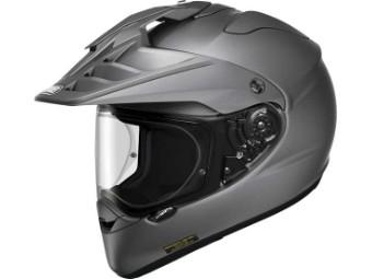 Hornet ADV matt schwarzgrau Motorrad Endurohelm
