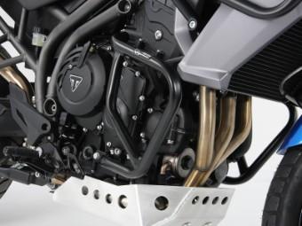 Sturzbügel Motorschutzbügel passend für Triumph Tiger XC/XCX/XCA aus stabilem Stahlrohr