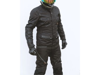 Wasserdichte Motorrad Textiljacke mit herausnehmbarer Membrane