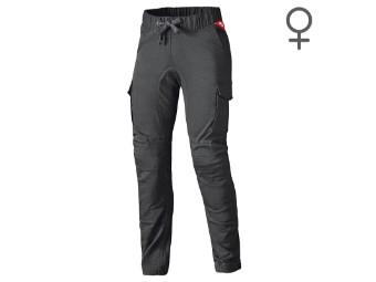 "Damen Urban Motorradhose ""Jump"" aus Stretchmaterial und Held Armaprotec"