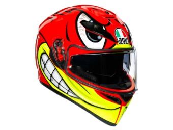 K3 SV BIRDY sportlicher Motorrad Integralhelm