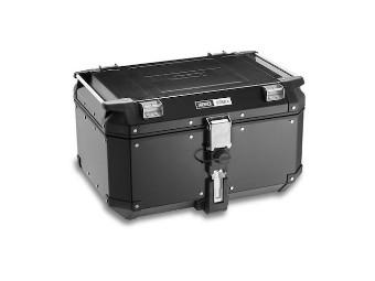 Topcase KVE58A K-VENTURE Monokey Aluminium schwarz Kappa