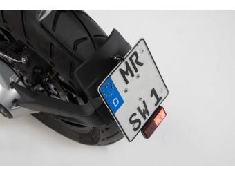 Kennzeichenträger BMW R 1200 GS