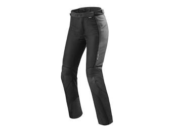 Motorrad Leder-Textilhose Ingition 3 Damen