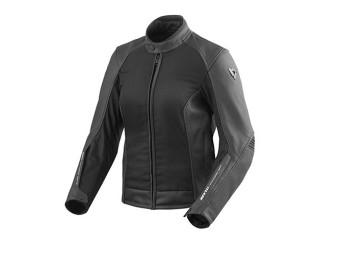 Motorrad Leder-Textiljacke Ignition 3 Damen