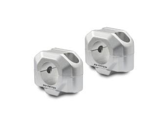 Motorrad Lenkererhöhung für Ø 28 mm Lenker Erhöhung um 20 mm