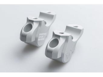 Lenkerverlegung Erhöhung BMW R1200GS LC 32mm nach oben und 25mm nach vorne