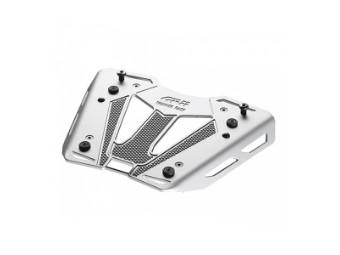 Topcase komplett Platten-Kit M8A Aluminium für Monokey Topcases