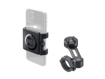Moto Bundle universal Smartphone Klemme fürs Motorrad für Handys mit 58-85mm Breite