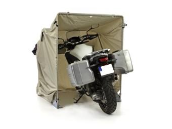 MotorShelter Motorrad Faltgarage Ace Bikes  Gr M