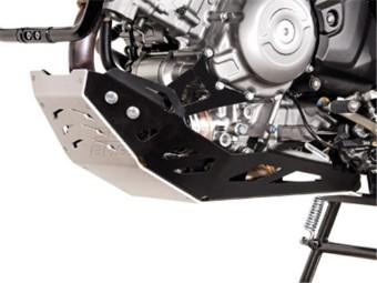 Motorrad Motorschutz Bugspoiler Suzuki V-Strom