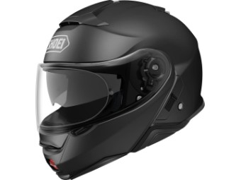 Neotec II Motorrad Klapphelm matt schwarz