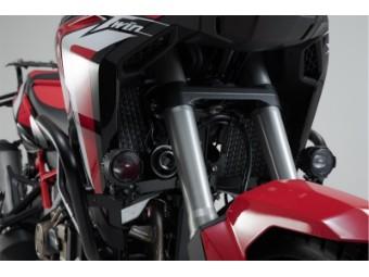 Scheinwerfer Halter nur für Sturzbügel Anbaupunkte - Honda CRF1000L Africa Twin