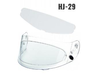Anti-Beschlag Folie Pinlock für HJ-29 Visier DKS229