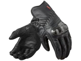 Damen Motorrad Handschuh Chevron 2