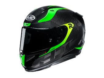 Sportlicher Motorrad Integralhelm RPHA 11 Carbon Bleer MC4H