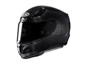 Sportlicher Motorrad Carbon Integralhelm RPHA 11