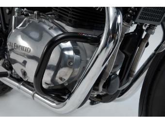 Sturzbügel Motorradschutz passend für Royal Enfield Interceptor / Continental