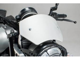 Motorrad Windschild Windabweiser aus Aluminium für Yamaha