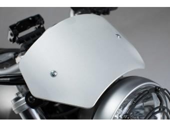 Motorrad Windschild Windabweiser aus Aluminium für BMW