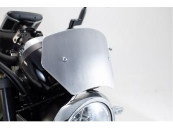Motorrad Windabweiser aus Aluminium Windschild für Kawasaki