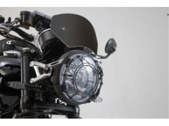 Motorrad Windschild für Triumph Speed Twin