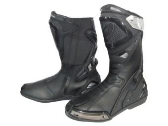 Sportlicher Motorrad Stiefel Epco 2 mit Schleifern