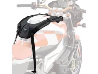 Motorrad Universal Unterteil für Tankrucksack Gurtbefestigung