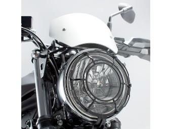 Windschild Windabweiser aus Aluminium Suzuki