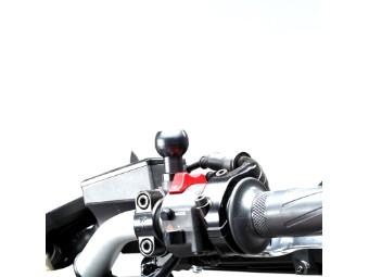 Kugelaufnahme für M10 Spiegelgewinde