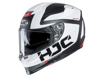 RPHA 70 Balius MC10SF sportlicher Motorrad Integralhelm