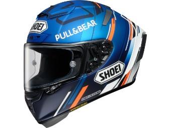 X-Spirit 3 Integral Motorradhelm AM73 TC-2 professioneller Rennsport Helm