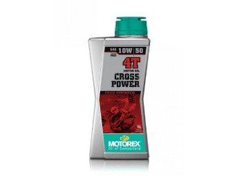 Cross Power 4T 10W/50 1L