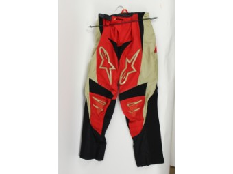 Racer Pant Red