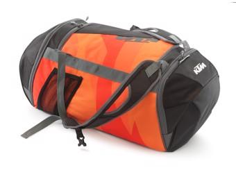 Tasche Orange Duffle Bag
