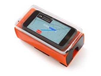 Smartphone-Lenkerpolster