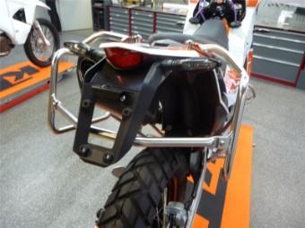 Kennzeichenhalter KTM 690 Enduro SMC USA