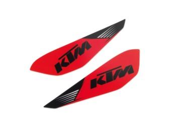 Handschutz Aufkleberset KTM