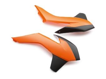 Spoiler Kit orange