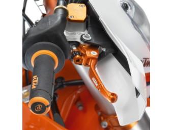 Flex Bremshebel orange kpl.