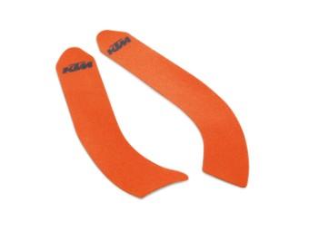 Rahmensch.Aufkleber-Set orange