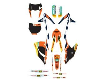 Grafik-Kit Factory Enduro